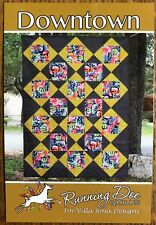 Downtown Quilt Pattern