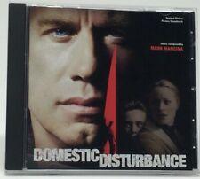 Domestic Disturbance (Original Soundtrack CD) by Mark Mancina