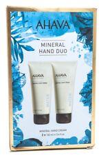 Ahava Elements of Love Mineral Hand Cream Duo 3.4 oz. X 2 Sealed Dead Sea Creme