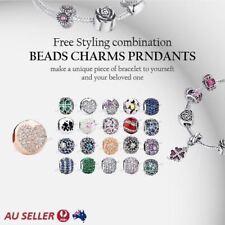 Ladies Jewelry Pendant Stirling Silver 925 European Bracelet Pendant Charms
