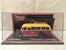 Corgi Original Omnibus 42609 Bedford OB Coach British Railways