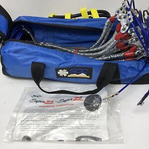 """SCC """"Super Z6"""" SZ 139 Cable Tire / Snow Traction Cables & Chains"""