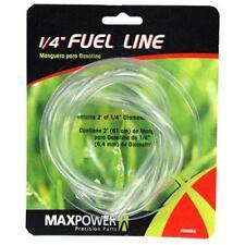 "*** MaxPower 334288 Tygon Fuel Line, 1/4"" x 2' Manguera para Gasolina US SELLER"