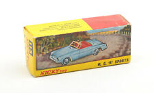 Nicky Toys (India) M.G.B Sports 113 Empty Box Only