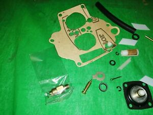 LAND ROVER 2.25 WEBER CARBURETTOR REPAIR KIT- ITALIAN MADE - AEU2557