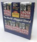 The Royal Family British 1993 Press Pass Princess Diana Trading Card Pack Box