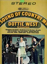 DOTTIE WEST the sound of country music US EX LP 1967