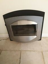 Flueless plasma gas fire Excellent condition Buyer to collect