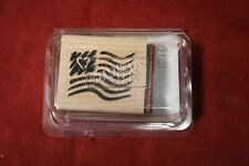 God Bless America Wood Stamp Set, Stampin Up Special Edition