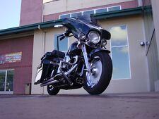 Tsukayu Batwing GPS Fairing for Harley H-D FLSTF FLSTFI Fat Boy