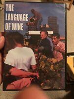 The Language of Wine (DVD, 2005) English/French w/English subtitles, 50 mins.