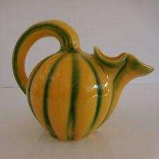 Pichet cruche céramique faïence émaillée fait main handmade