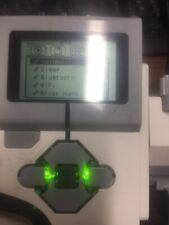 Working lego mindstorms ev3 31313 Incomplete Tracker Motor Sensor