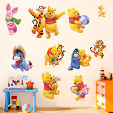Removable Winnie the Pooh Wall Sticker Vinyl Decal Nursery/Kids Room Decor Mural