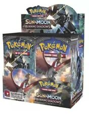Pokemon TCG Sun and Moon BURNING SHADOWS Booster Box!