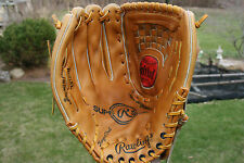 Softball Gloves Repair and Conditioning ( see before & after photos)