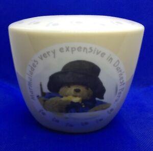 Spode Pottery Paddington Bear Money Box