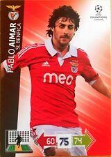 63 Pablo Aimar - UEFA Champions League 2012/2013 - Panini Adrenalyn XL (12)
