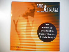 """MAXI 12"""" POP 80s  ▒ BABE INSTINCT : DISCO BABE FROM OUTER SPACE"""
