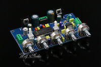 New LM4610 + NE5532 preamp LM4610 tone control Board with loudness switchable