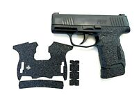 HANDLEITGRIPS Laser Cut Textured Rubber Gun Grip Tape for SIG SAUER P365