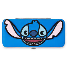 Disney Store Parks Stitch Wallet for Adults Blue Lilo & Stitch Movie
