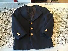 Little Boy's Navy Sports Coat. Size 5 R. Never Worn.