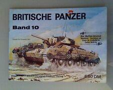 Waffen - Arsenal * Band 10 Britischer Panzer/ Podzun - Pallas Verlag