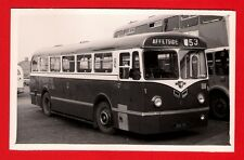 Photo ~ Bolton Corporation 10: JBN141: 1956 Bond Royal Tiger - Moor Lane Bus Stn
