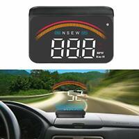 """Autopmall Head Up Display HUD 3.5""""HUD GPS OBD2 Dual System Navigation"""