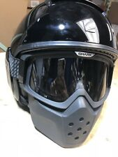 Black Shark Raw Helmet Size X-large