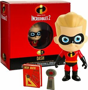 Funko Pop! 5 Star The Incredibles 2 Dash Figure Disney *NEW* FAST UK DISPATCH