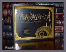 Nightmare Before Christmas by Tim Burton New Special Gift Edition with DVD