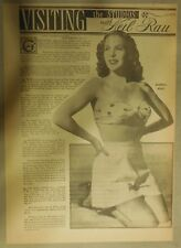 Visiting The Studios with Neil Rau: Featuring Andrea King from 1940's
