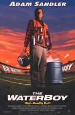 THE WATERBOY Movie MINI Promo POSTER B Adam Sandler Kathy Bates Henry Winkler