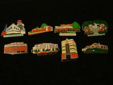 Disney Pin Walt Disney Studios 1995 Cast Operations Move Boxed Set (8 Pins)