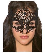 Masque sexy dentelle noir