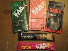 Pruvit Keto OS 5 Day MAX Sample - Maui, Cacao, Rasp Lemonade, Heart Tart, Envy