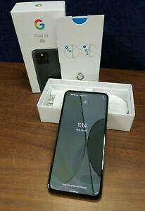 Google Pixel 5A 5G - 128GB - Mostly Black (Unlocked)