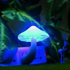 Night Light Lava Lamps Led Small Portable Mushroom Lamp Bedside Wall Hot Sale