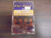 "NEW SEALED "" For Real"" Free Cassette Tape (G)"
