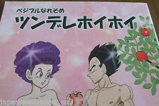 Dragon Ball Doujinshi Vegeta X Bulma (A5 48pages) SORANO-HATEMADE Tunderehoihoi