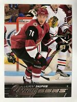 2015-16 UD Young Guns Rookie Laurent Dauphin