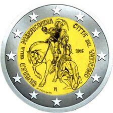 2 euro Vatikan 2016 in Originalblister Heiliges Jahr der Barmherzigkeit SOFORT