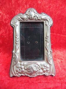 Beautiful, old Picture Frame,Photo Frame, Jugendstil-Relief: Woman