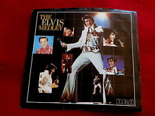 ELVIS PRESLEY~THE ELVIS MEDLEY~COVER ONLY~RCA PB-13351~ POP 45