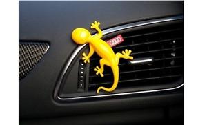 "Audi Original Zubehör Duftgecko,gelb 000087009C Duftnote ""Fruchtig"""