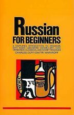 Russian for Beginners by Dmitri Makaroff, Charles Duff (Paperback, 1962)