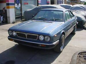 LANCIA Beta Coupe 1983   (  WRECKING ) 1 Bulb
