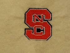 Personalized Embroidery Fleece Baby Blanket With North Carolina State